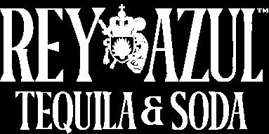 Rey Azul Tequila & Soda